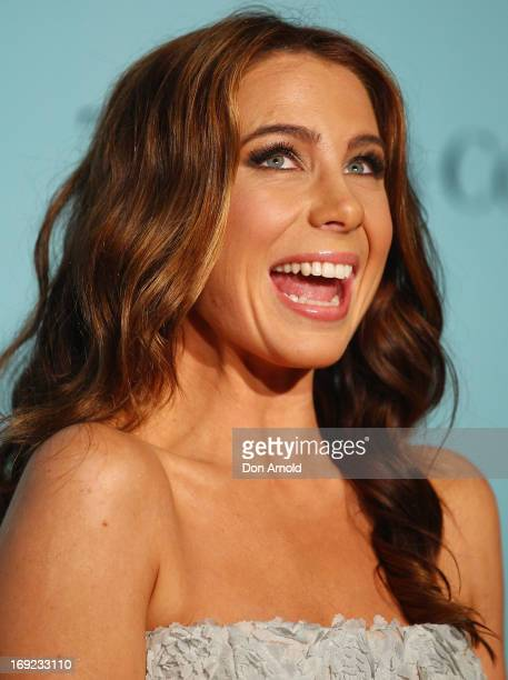 Kate Ritchie arrives for the Sydney premiere of 'The Great Gatsby' at The Entertainment Quarter on May 22, 2013 in Sydney, Australia.