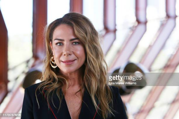 Kate Ritchie attends the Women of The Future Awards on September 11 2019 in Sydney Australia