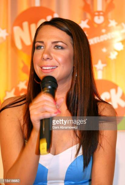 Kate Ritchie during Nickelodeon Australian Kids' Choice Awards 2006 Media Room at Sydney Entertainment Centre in Sydney NSW Australia