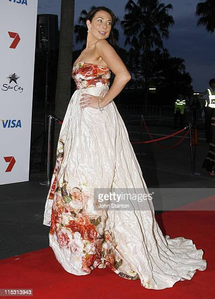 Kate Ritchie during TV Turns 50 Red Carpet at Star City Sydney in Sydney NSW Australia