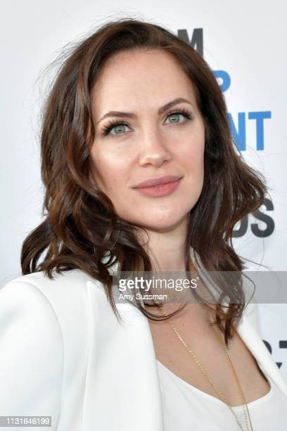 Kate Siegel attends the 2019 Film Independent Spirit Awards on February 23 2019 in Santa Monica California