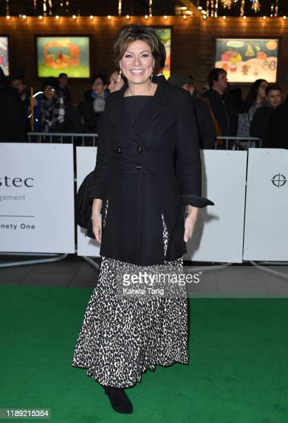 Kate Silverton attends the Tusk Conservation Awards at The Empire Cinema on November 21 2019 in London England