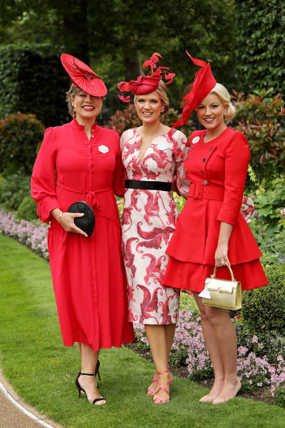 GBR: Royal Ascot 2019 - Fashion, Day 1