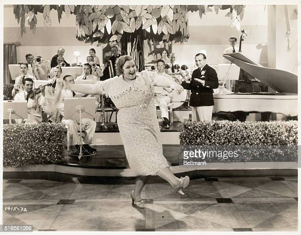 Kate Smith in Hello Everybody 1932 Paramount Pictures Singing one of the nine musical numbers in this movie