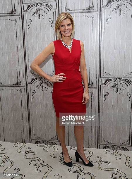 Kate Snow attends Build Presents MSNBC Live With Kate Snow at AOL HQ on December 14 2016 in New York City