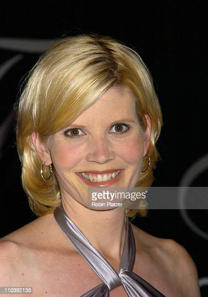Kate Snow during American Women in Radio Television 30th Annual Gracie Allen Awards at New York Marriot Marquis Hotel in New York City New York...