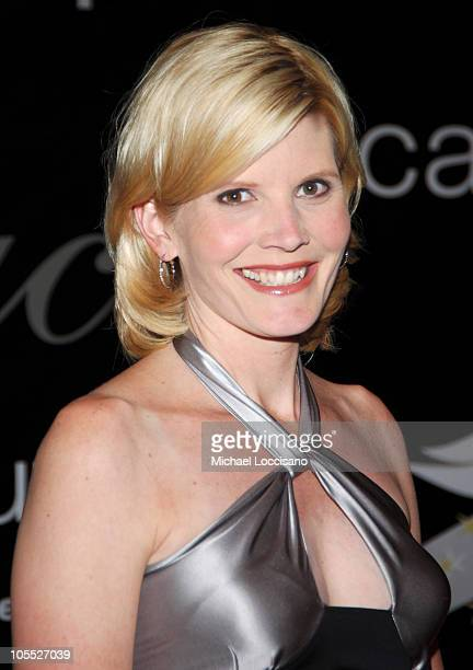 Kate Snow during American Women in Radio Television's 30th Annual Gracie Allen Awards at The Marriott Marquis in New York City New York United States