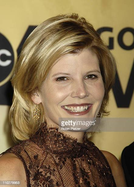 Kate Snow during Good Morning America 30th Anniversary Celebration at Avery Fisher Hall in New York City New York United States