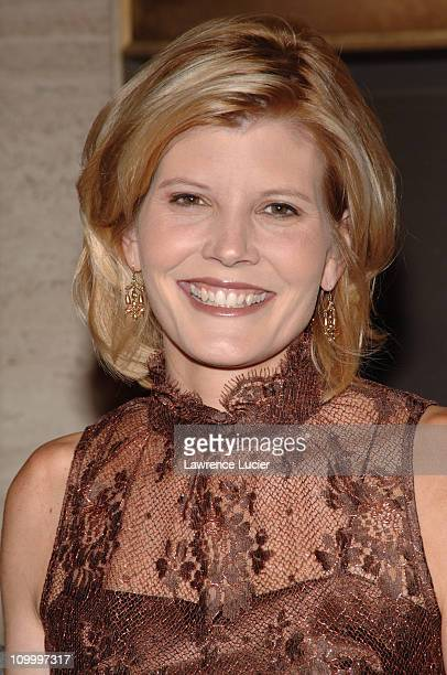 Kate Snow during Good Morning America Celebrates Its 30th Anniversary at Avery Fisher Hall in New York City New York United States