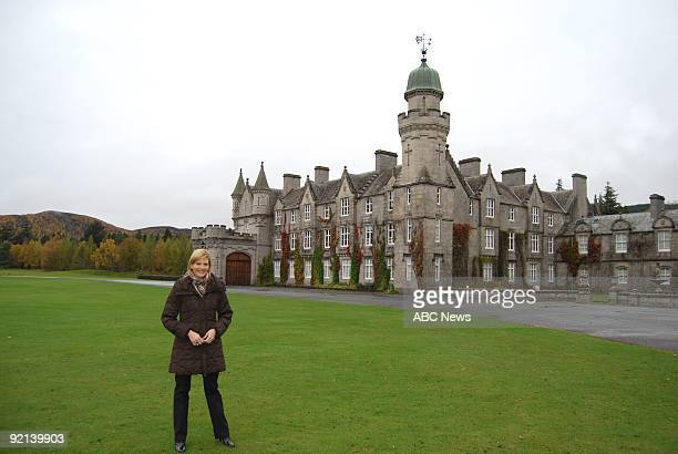 AMERICA Kate Snow goes inside Balmoral Castle the Scottish home to Britain's Royal Family exclusively for GOOD MORNING AMERICA airing WEDNESDAY OCT...
