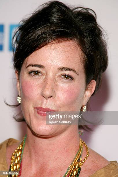 Kate Spade during Making A Name For Yourself New York Arrivals July 27 2006 at The Nokia Theater in New York New York United States