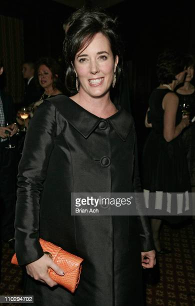 Kate Spade during The Children's Advocacy Center of Manhattan's 100 Women Against Child Abuse Gala at Gotham Hall in New York City New York United...