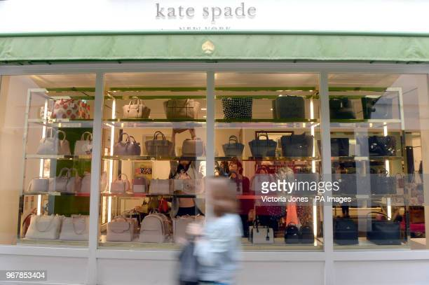 A Kate Spade shop in London The American fashion designer Kate Spade was found dead in her apartment in New York on Tuesday following an apparent...
