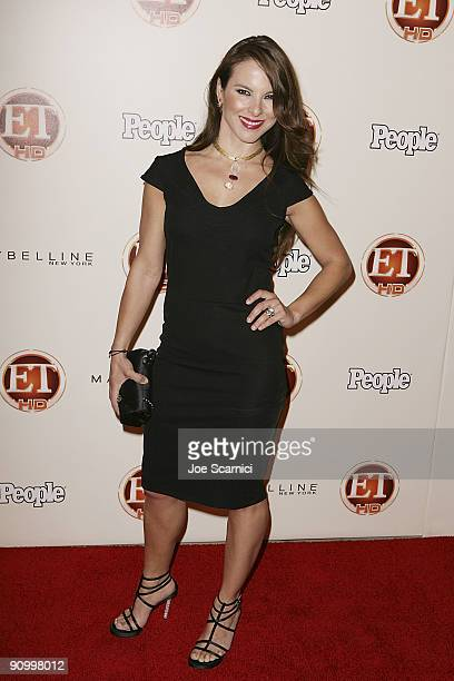 Kate Steele arrives at Vibiana for the 13th Annual Entertainment Tonight and People magazine Emmys After Party on September 20, 2009 in Los Angeles,...