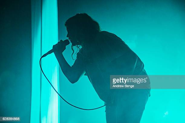 Kate Tempest performs at O2 Ritz on December 7 2016 in Manchester United Kingdom