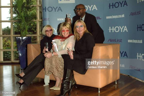 Kate Thornton Fern Britton Patsy Kensit and Howard Brown