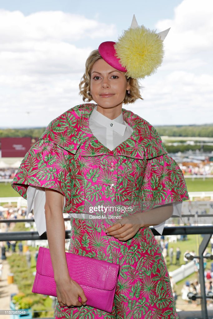 Royal Ascot 2019 - Fashion, Day 5 : Foto jornalística