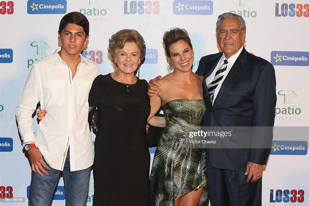 Kate Trillo Graham Kate Del Castillo And Eric Del Castillo Attend News Photo Getty Images
