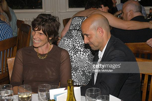 Kate Tucci and Stanley Tucci attend Dinner and Cocktail Party Following a Special Screening of 20th Century Fox's The Devil Wears Prada at Savannah's...
