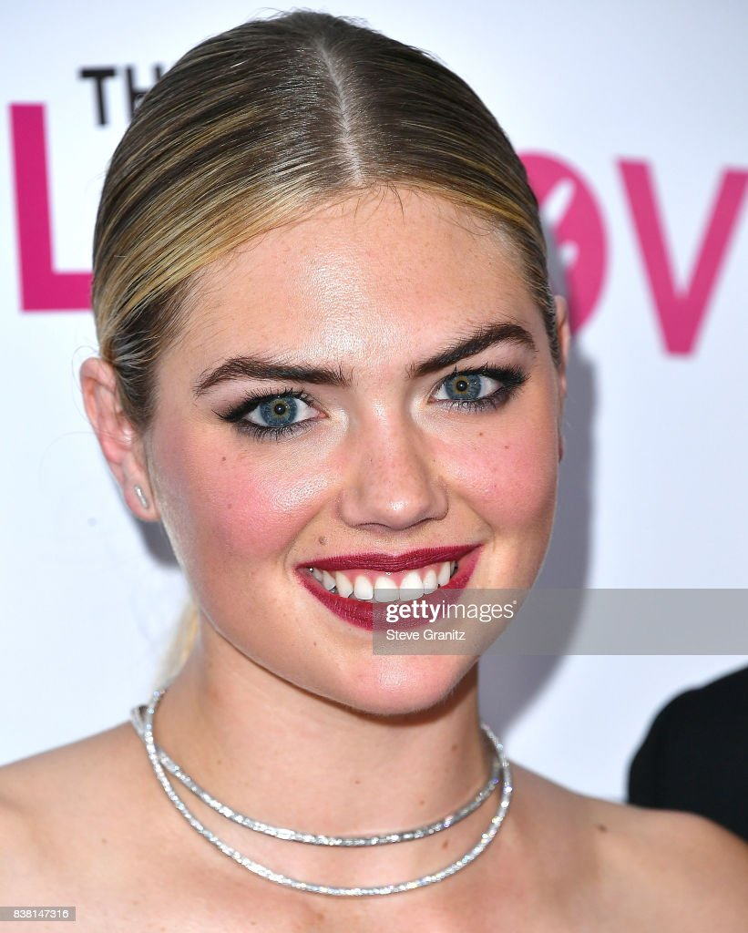 Kate Upton arrives at the Premiere Of DIRECTV And Vertical Entertainment's 'The Layover' at ArcLight Hollywood on August 23, 2017 in Hollywood, California.