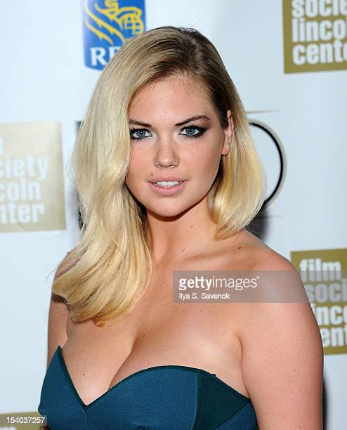 Kate Upton attends the No Premiere During The 50th New York Film Festival at Alice Tully Hall on October 12 2012 in New York City