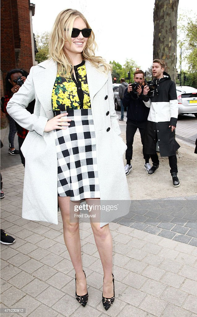 London Celebrity Sightings -  April 26, 2015 : News Photo