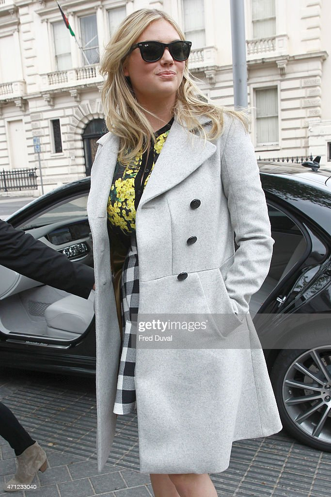 London Celebrity Sightings -  April 26, 2015 : News Photo