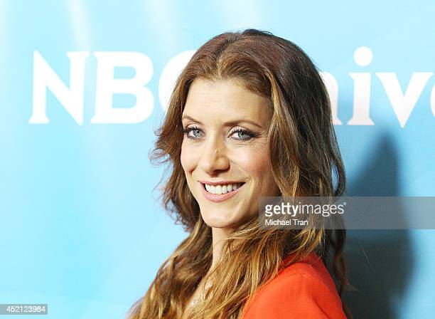 Kate Walsh arrives at NBCUniversal's 2014 Summer TCA Tour Day 1 held at The Beverly Hilton Hotel on July 13 2014 in Beverly Hills California