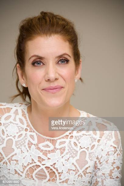 Kate Walsh at the '13 Reasons Why' Press Conference at the London Hotel on April 19 2017 in New York City