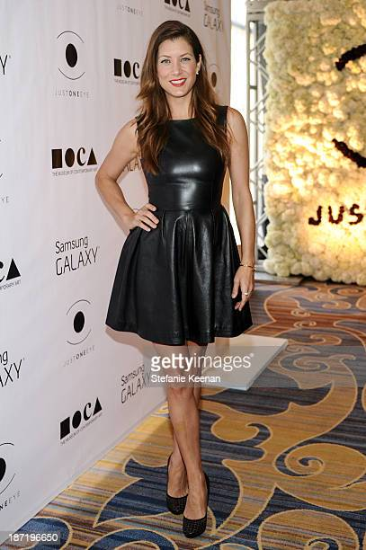 Kate Walsh attends 8th MOCA Award To Distinguished Women In The Arts Honoring Lita Albuquerque Helen Pashgian Nancy Rubins And Betye Saar at the...