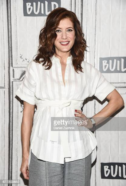 Kate Walsh attends the Build Series to discuss the Netflix show '13 Reasons Why' at Build Studio on April 24 2017 in New York City