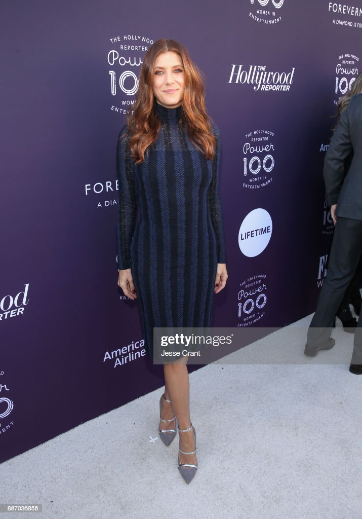 Kate Walsh attends The Hollywood Reporter's 2017 Women In Entertainment Breakfast at Milk Studios on December 6, 2017 in Los Angeles, California.