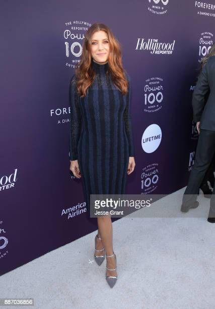 Kate Walsh attends The Hollywood Reporter's 2017 Women In Entertainment Breakfast at Milk Studios on December 6 2017 in Los Angeles California