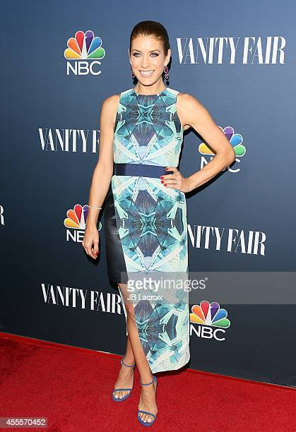 Kate Walsh attends the NBC And Vanity Fair 20142015 TV Season Red Carpet Media Event on September 15 in West Hollywood California