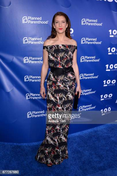 Kate Walsh attends the Planned Parenthood 100th Anniversary Gala at Pier 36 on May 2 2017 in New York City