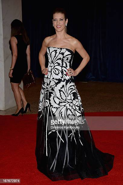 Kate Walsh attends the White House Correspondents' Association Dinner at the Washington Hilton on April 27, 2013 in Washington, DC.