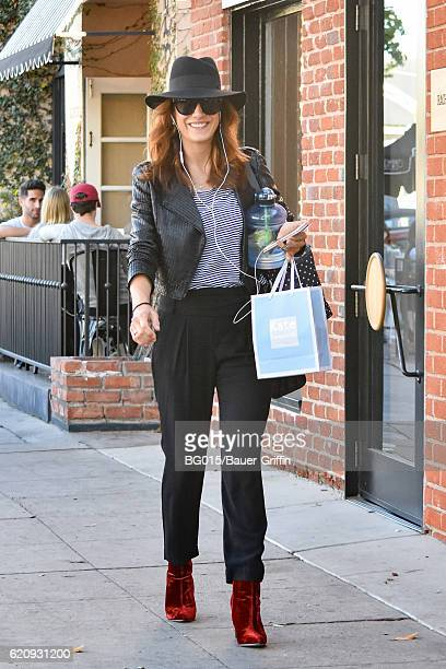Kate Walsh is seen on November 03 2016 in Los Angeles California