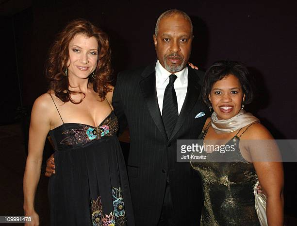 Kate Walsh James Pickens Jr and Chandra Wilson *EXCLUSIVE*