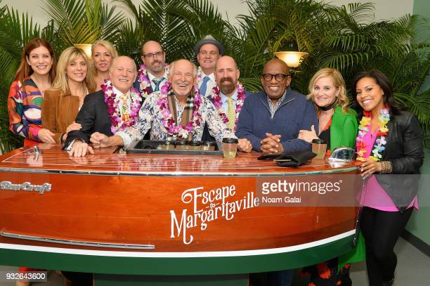 Kate Walsh Marla Maples Kelly Devine Frank Marshall Christopher Ashley Jimmy Buffett Mike O'Malley Greg Garcia Al Roker Maureen McCormick and...