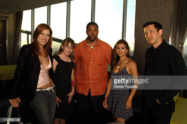 Kate Walsh Morgan Matzke Eriq La Salle Nia Peeples and Russell Wong