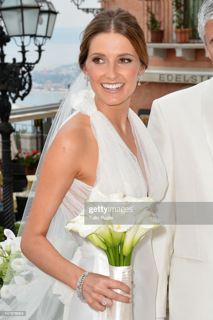 Kate Waterhouse Weds Luke Ricketson In Italy
