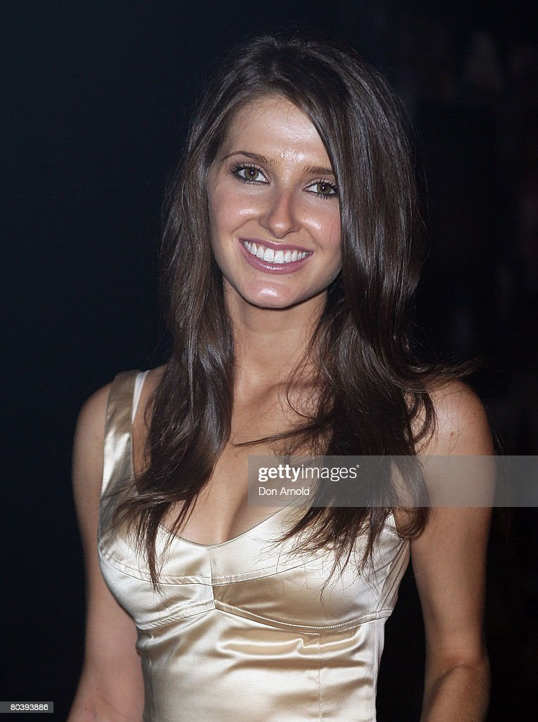 Kate Waterhouse attends the launch party for the Nokia 8800 Arte range at the Royal Hall of Industries on March 17, 2008 in Sydney, Australia.