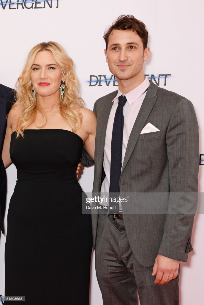 new style dirt cheap offer discounts Kate Winslet and Ben Lloyd Hughes attend the European ...