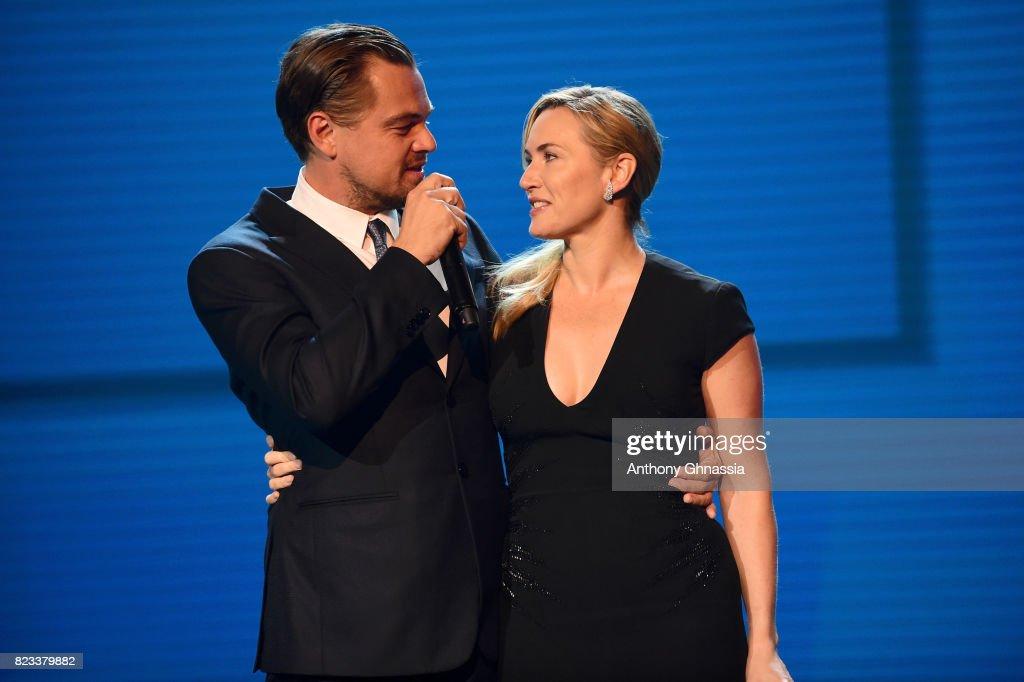 The Leonardo DiCaprio Foundation 4th Annual Saint-Tropez Gala - Dinner & Auction : News Photo