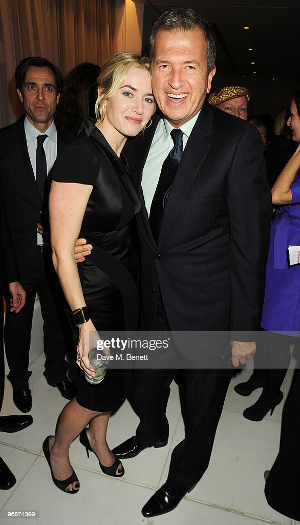 Lancôme and Harper's Bazaar BAFTA Party - Party