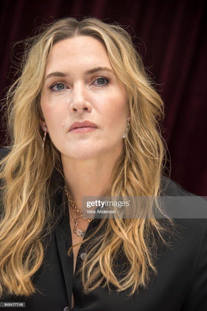 Kate Winslet at 'The Mountain Between Us' Press Conference at the Ritz Carlton Hotel on September 9, 2017 in Toronto, Canada.