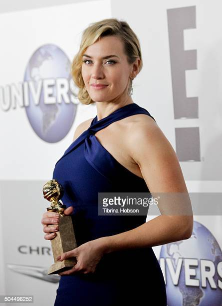 Kate Winslet attends NBCUniversal's 73rd Annual Golden Globes After Party at The Beverly Hilton Hotel on January 10, 2016 in Beverly Hills,...