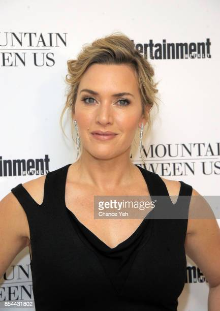 Kate Winslet attends The Mountain Between Us special screening at Time Inc Screening Room on September 26 2017 in New York City