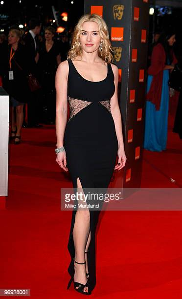 Kate Winslet attends The Orange British Academy Film Awards at Royal Opera House on 21st February 2009 in London England