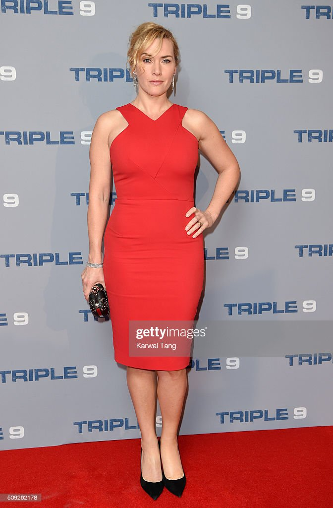 """Triple 9"" - Special Screening - VIP Arrivals"